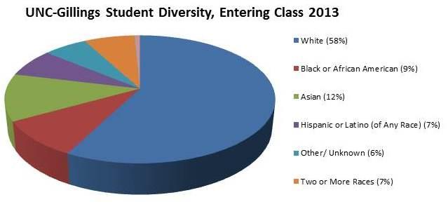 Student Diversity, 2013