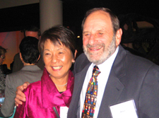 Dr. Eugenia Eng and Dr. Allan Steckler