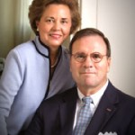 Fred and Laura Brown