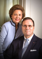 Fred Brown Jr., MPH and Laura Brown