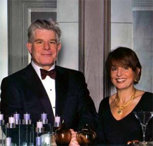 Drs. David Ballard and Michela Caruso