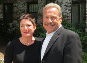 Jill and Mike Kafrissen