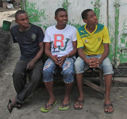Teens in Dar es Salaam need jobs that provide direction, self-respect and a little cash.