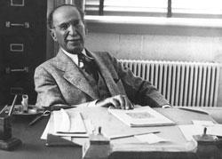 Dr. Milton Rosenau, Founding Dean