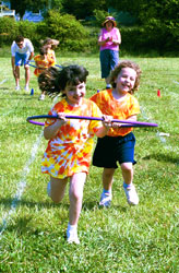 NC school children participate in Get 60