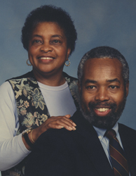 Rosa and Bill Small