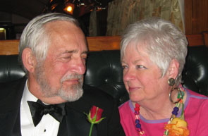 John and Dorothy Swartz