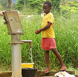 UNC experts work to increase access to clean water across the globe.