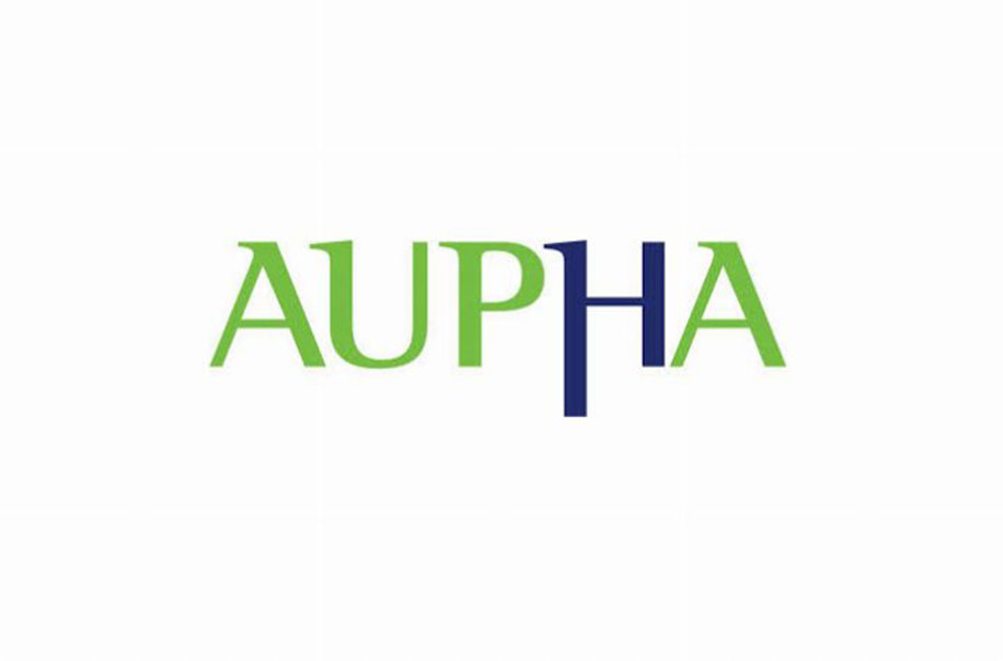 AUPHA visual identity