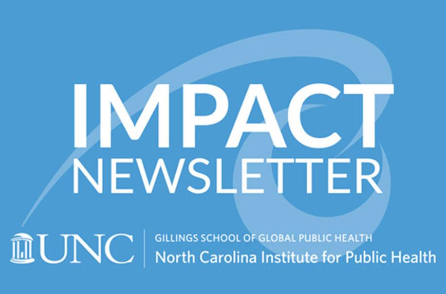 Impact Newsletter visual identity