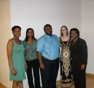 UNC Interdisciplinary Certificate in Health Disparities Graduates 2010-2011