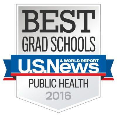 U.S. News & World Report Best Grad Schools 2019 Badge