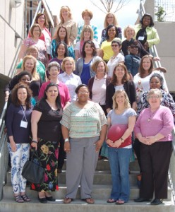 Spring 2013 class for Management and Supervision