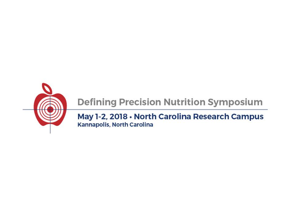 Defining Precision Nutrition Symposium Logo