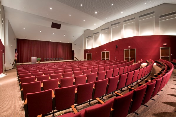 Friday Center Auditorium