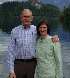 Charlie Bradley and Ruth Shults