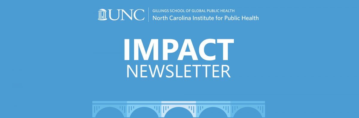 Impact, the newsletter for NCIPH