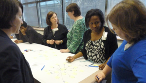 EBS 2.0 activity engages NC public health staff.