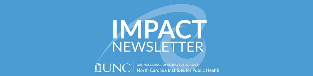 NCIPH IMPACT Newsletter
