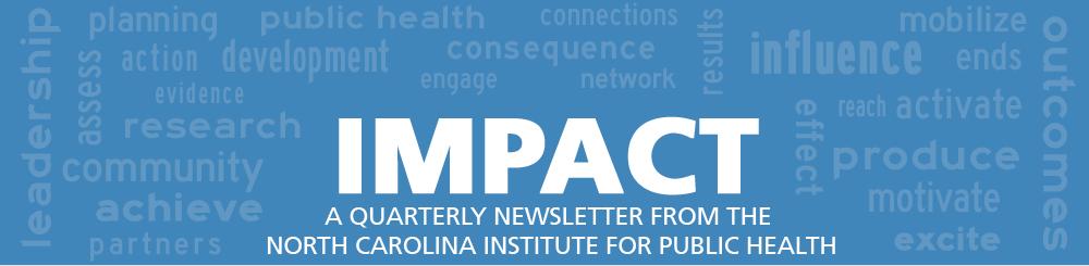 IMPACT, NCIPH's newsletter