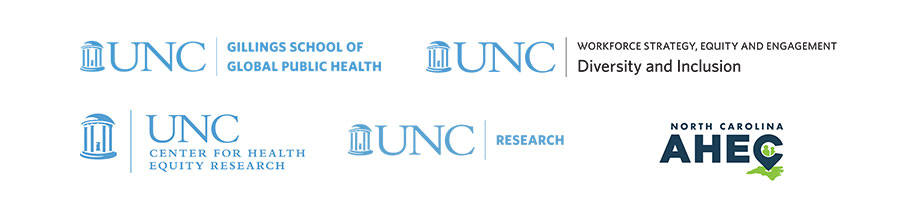 24th National Health Equity Research Webcast Sponsor Logos