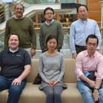 ENAR winners and their advisers