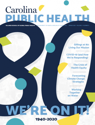 Spring 2021 Magazine Cover Image