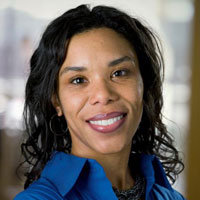 Dr. Nicole Bates (Photo by Marcus Donner/Puget Sound Business Journal