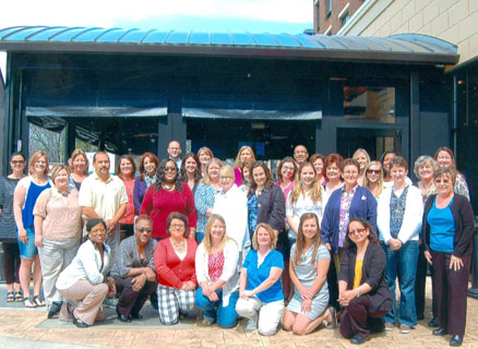 Spring 2014 class, Management and Supervision for Public Health Professionals