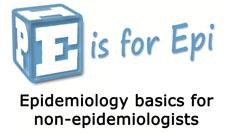 E is for Epi Logo