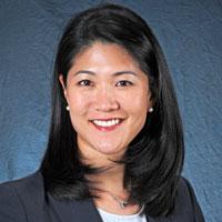 Dr. Paula Song, headshot