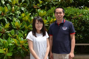 BIOS students_tao_ran and ting-huei chen