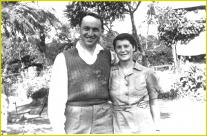 dr. sidney kark spends a year in UNC's epidemiology department. In 1959, he and his wife, Dr. Emily Kark, permanently emigrate to Israel, where they develop a Master of Public Health program for physicians at Hebrew University's Hadassah Medical School.