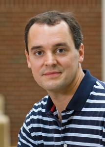 Greg Characklis, PhD, professor of environmental sciences and engineering, president AEESP.