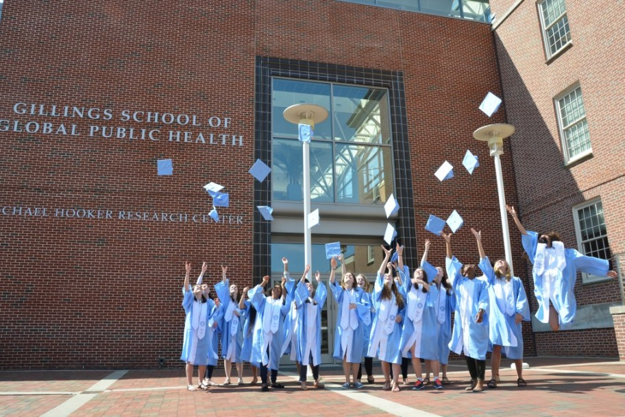 2018 Commencement || UNC Gillings School of Global Public Health