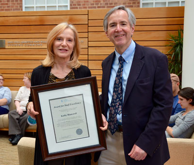 Doctoral Dissertation Award - iSchools