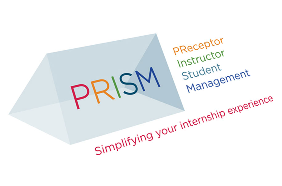 PRISM visual identity