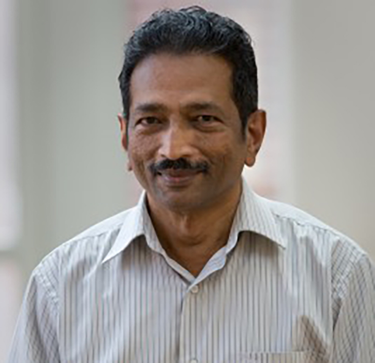Dr. Chirayath Suchindran