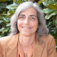 Dr. Barbara Turpin, headshot