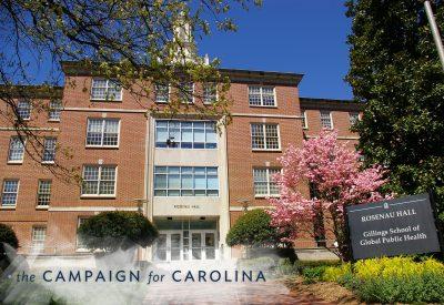 Campaign for Carolina Rosenau Entrance