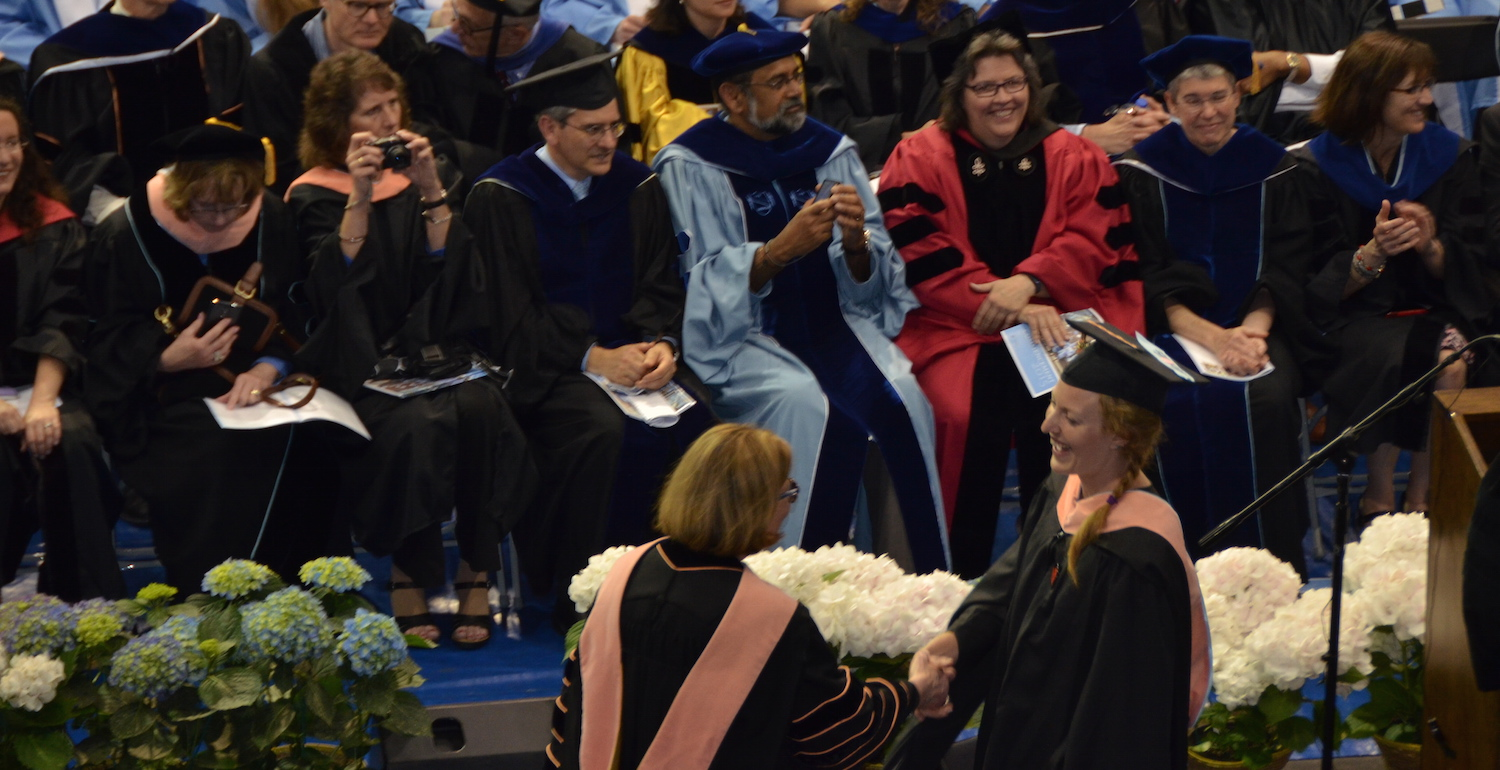 Notes on Academic Dress • UNC Gillings School of Global Public ...