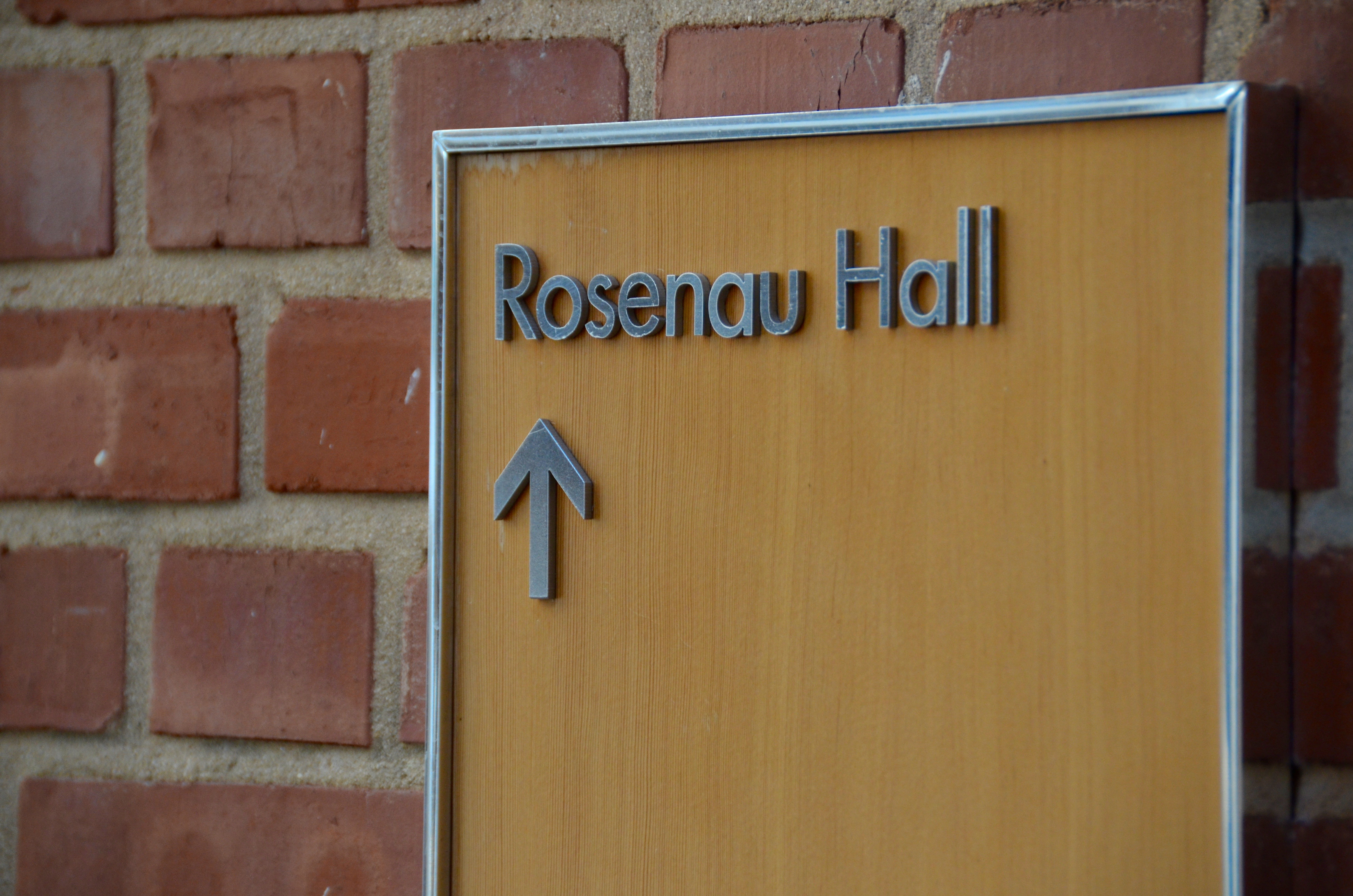 Rosenau Hall is one of the main buildings that make up the UNC Gillings campus.