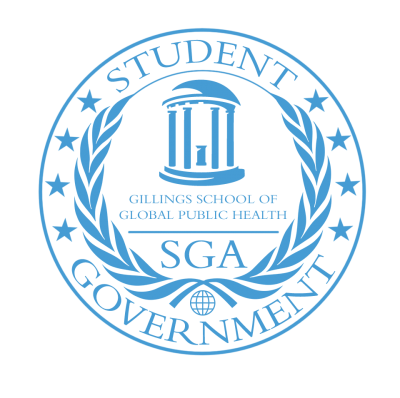 Gillings Student Government Association Logo