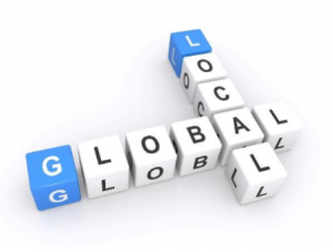 Global is local crossword