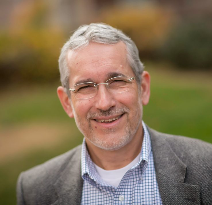PHOTO: Dr. Jim Herrington