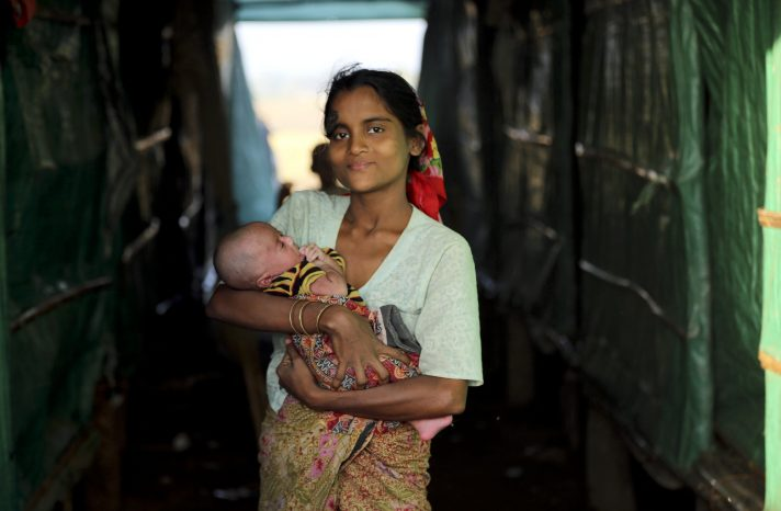 UN Humanitarian Chief Visits Myanmar