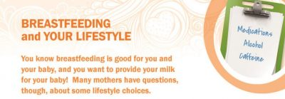Breastfeeding and Your Lifestyle