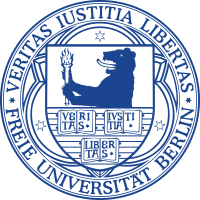 Free University of Berlin official seal