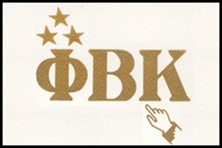 Phi Beta Kappa letters