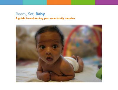 Ready, Set, BABY logo